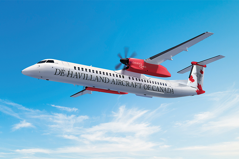 news: De Havilland Canada Announces a Phased Return to Work and a Measured Resumption of Activities