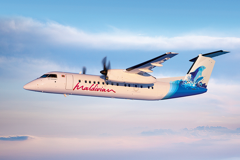 news: Maldivian Signs Service Agreements with De Havilland Canada to Enhance Operational Performance for Fleet of Dash 8 Aircraft
