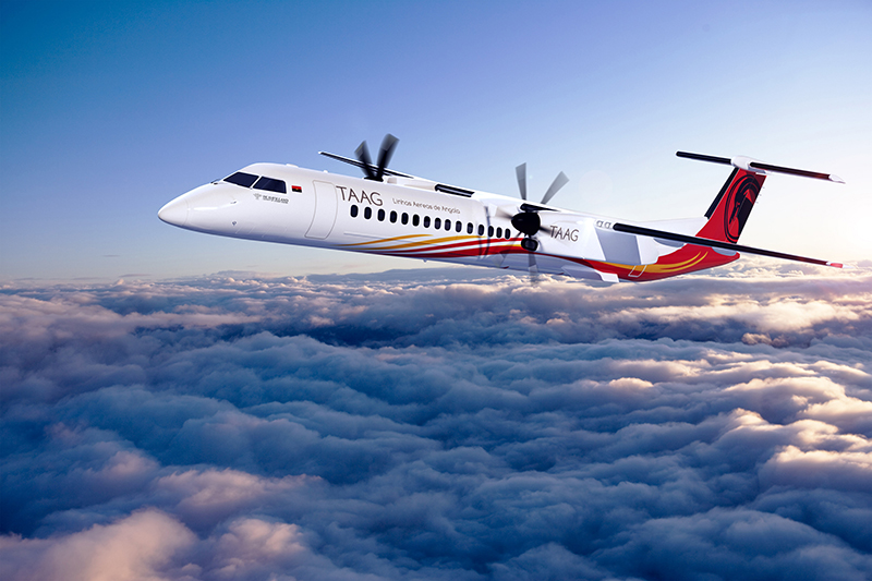 news: De Havilland Canada Discloses Order from TAAG Angola Airlines