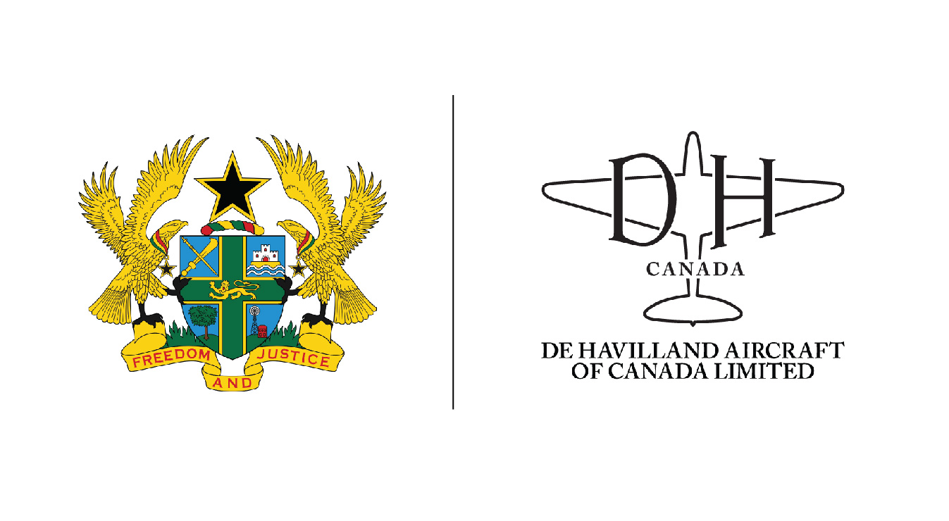 news: Government of Ghana Signs Letter of Intent to Purchase up to Six Dash 8-400 Aircraft from De Havilland Canada